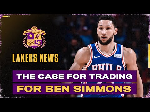 Download The Case For The Lakers Trading For Ben Simmons