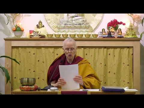 67 The Foundation of Buddhist Practice: Review of Chapter 2 11-13-20