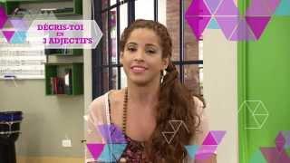 Violetta - Mon personnage & moi : Camilla/Candelaria Molfese