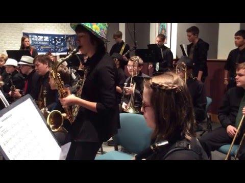 Woodland Park High School Jazz Band   Dec. 8, 2015