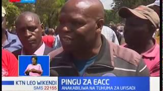 Mbunge wa Nakuru Town West Arama akamatwa na maafisa wa EACC