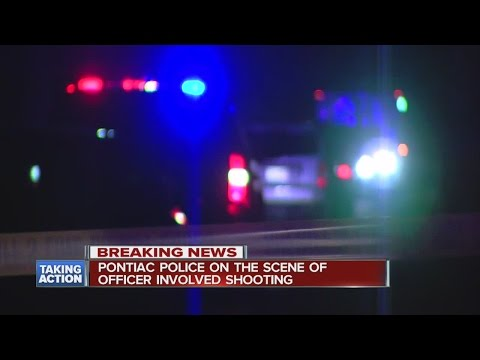 Man Shot In Pontiac
