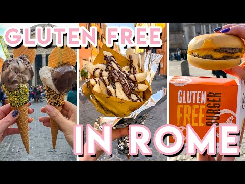 Top 10 gluten free things to eat in Rome