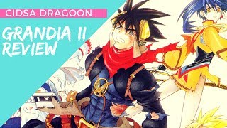 Grandia II Review - A Delightful RPG Romp (Dreamcast/PC)