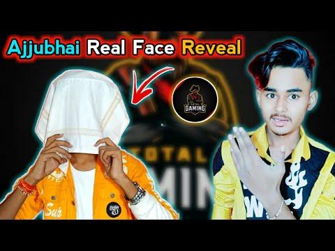 Download Ajjubhai Real Face [ Total Gaming ] Ajjubhai Face Reveal [ Total Gaming Face Reveal ]Free Fire Part2