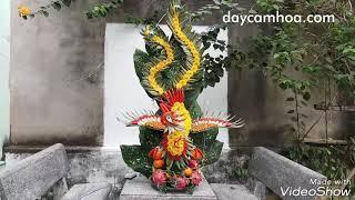 Dạy làm tráp rồng phượng cử động tại Biên Hòa, Hà Nội, Tp. HCM