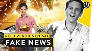 Mit Fake News Geld verdienen | WALUVERSITY