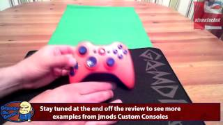 Jmods Custom Console Old Grumpy Gamer Controller {xbox 360}
