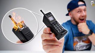 🔥 Telefon se ZAPALOVAČEM?! Další šílenost do sbírky! | WRTECH [4K]