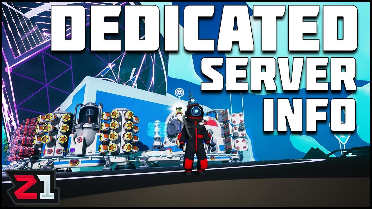 Dedicated server ark vs non dedicated u c
