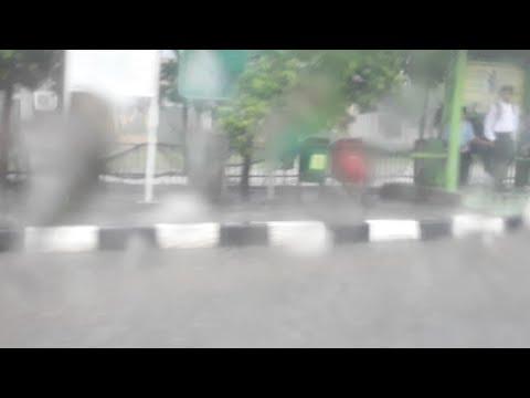 Hujan Deras melanda jakarta dan jabodetabek sekitar 15 feb 2018 Mp3