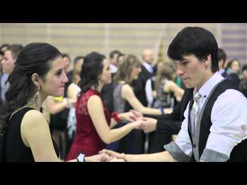 Šolski center Velenje Maturantski ples Gimnazija 2015