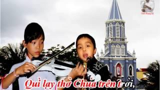 Đến Muôn Ngàn Đời - Karaoke - Âm Nhạc Thái Hòa - giáo xứ Đa Phạn giáo phận Thanh Hóa