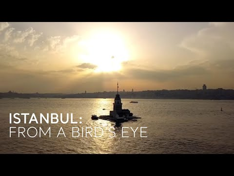 Go Turkey - Istanbul From A Bird's Eye
