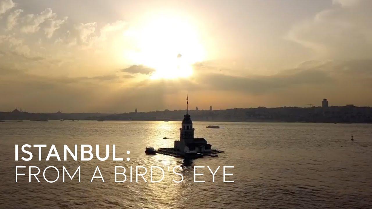 Go Turkey - Istanbul From A Bird's Eye