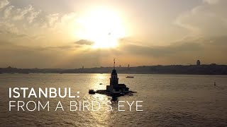 Turkey.Home - Istanbul From A Bird