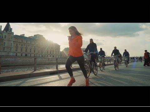 Paris marathon: 42.195 km in the world's most beautiful city