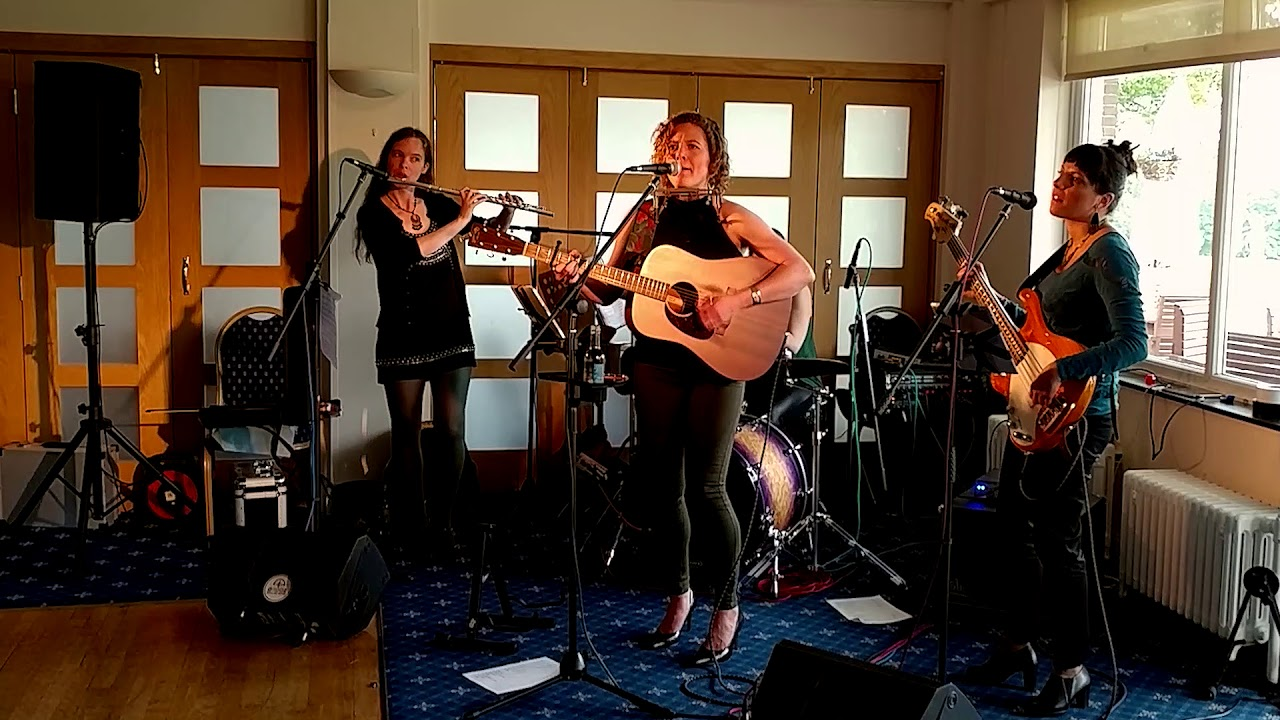 Folk With Us - Upbeat Contemporary Folk Band (2-6pc)