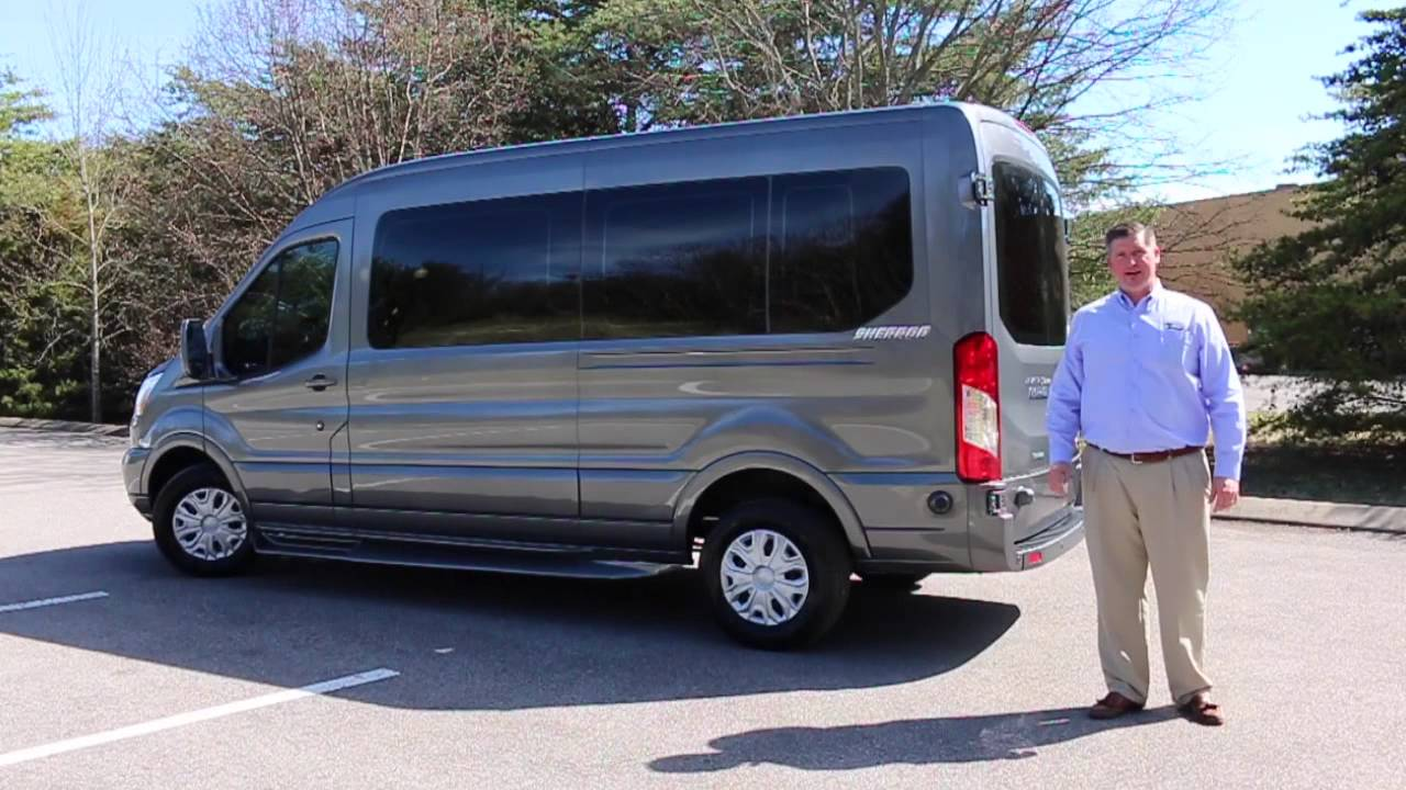 2015 Sherrod Luxury Van Ford Transit 250 Walk Around