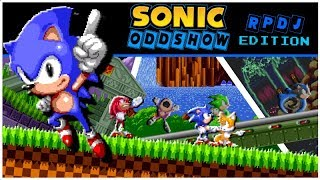 The Sonic ODDSHOW RPDJ Edition (fanmade)