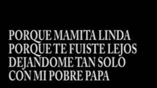 UNA CARTA AL CIELO-Erick Salvatierra-HOMENAJE A LUCHA REYES-cancion dia de la madre karaoke