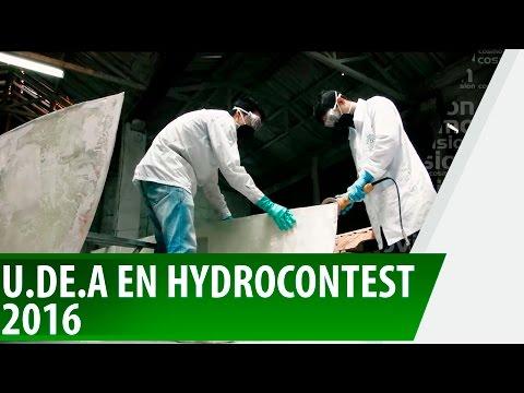 U. de A. en Hydrocontest 2016