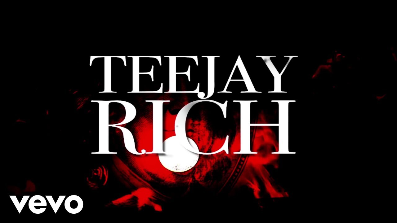 Download TeeJay - Rich (Official Visualizer)