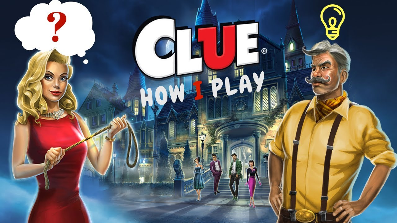 Playing Cluedo Online