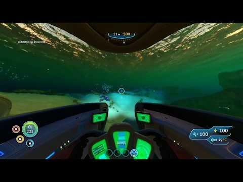Subnautica Stream Four