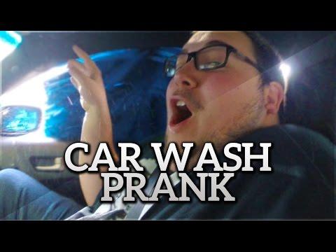 EPIC Car Wash Prank! Pranking My Roommate in REVENGE! (Roomate Wars)