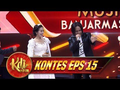 Seru Banget! Mama IIs Dahlia Duet Bareng Kang Alam [MALAM TERAKHIR] - Kontes KDI Eps 15 (24/8)