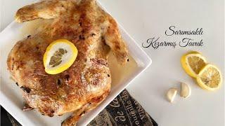 Sarımsaklı Kızarmış Tavuk - Pratik Tarifler / Yemek Tarifleri - Melis'in Mutfağı