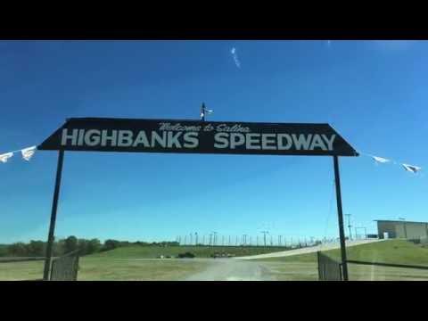 Salina Highbanks Speedway UTV Play Day 10\8\2016
