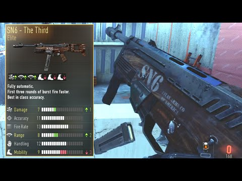 """SN6 - The Third"" (Elite Weapons of Advanced Warfare)"
