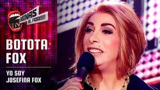 Botota Fox y su divertida rutina Yo Soy Josefina Fox - Minas al Poder