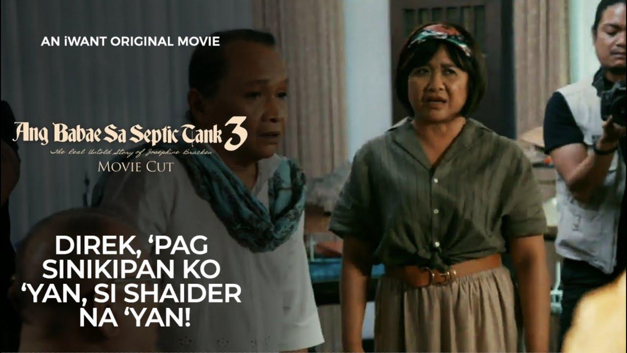 Download Rizal Family look test - Highlights | Ang Babae Sa Septic Tank 3 | iWant Original Movies