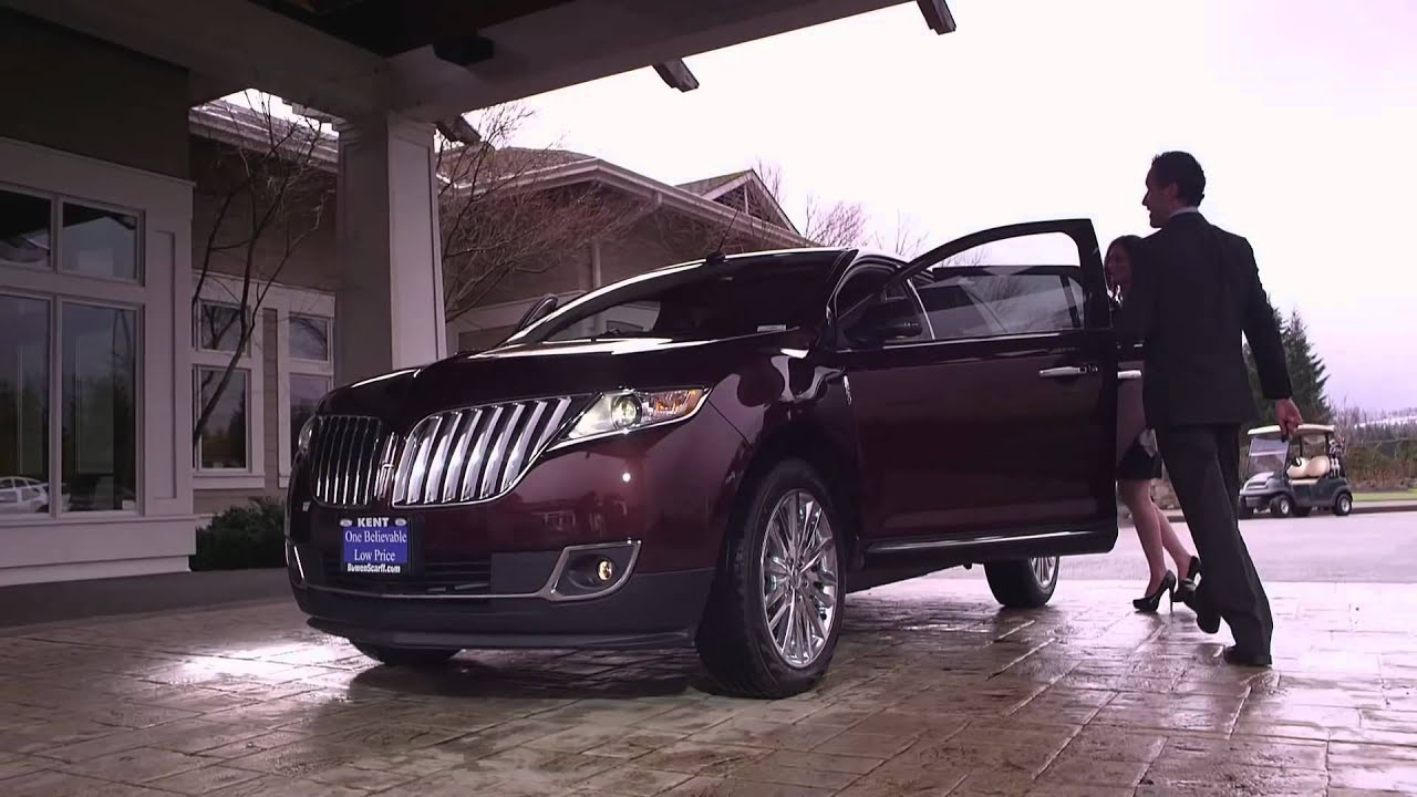 Bowen Scarff Lincoln MKX Commercial YouTube - Bowen scarff car show
