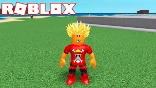 Roblox OR NOVO SIMULATOR OF SUPER SAIYAJIN !! - SSJ Simulator 🎮