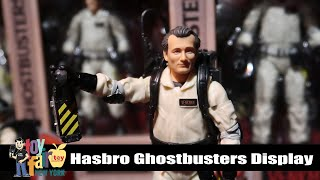 Hasbro Ghostbusters Product Display | New York Toy Fair 2020