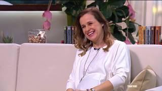Mahó Andrea első gyermekét várja: Nagyon örülök, hogy lányom lesz