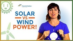 ☀️Which is Better-- Solar Energy or Wind Energy?