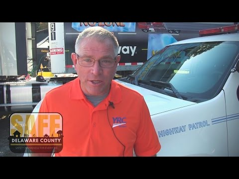 Commercial Vehicle Safety Demonstration with YRC Freight