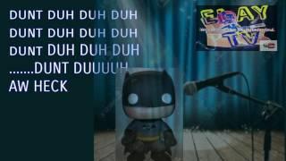 Funko Pop   Batman Karaoke   Singing Tom's Diner   😰😭😂😂