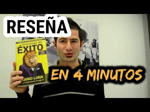 Resena Psicologia Del Exito De Mario Luna El Libro Que Me Cambio La Vida Youtube