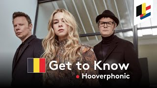 GET TO KNOW • Hooverphonic • Release Me • Belgium 🇧🇪 • Eurovision Song Contest 2020