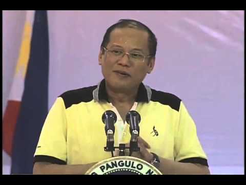 Meeting with Local Leaders and the Community in Toledo, Cebu  (Speech) 4/19/2013