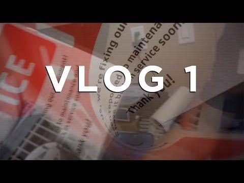 Vlog 1 | NSPO x NewellComplex taking over YouTube