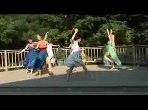 Isadora Duncan dance performance