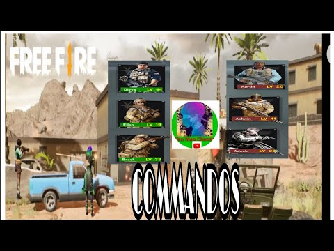 THE COMMANDOS|LET'S PLAY THE GAME |