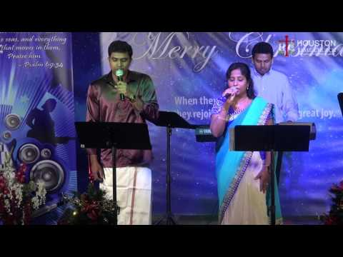Houston Tamil Church - Yesu Manidanaai Piranthar